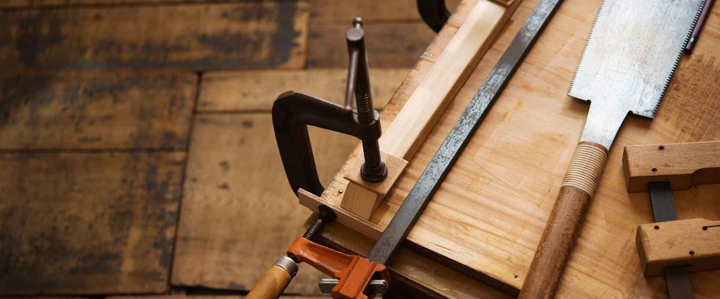 Clamp holding and other woodworking tools in missoula mt
